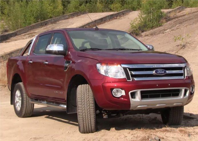 Ford Ranger 2014 — ATDrive