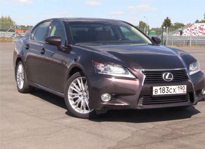 Lexus GS 250 2014 — ATDrive