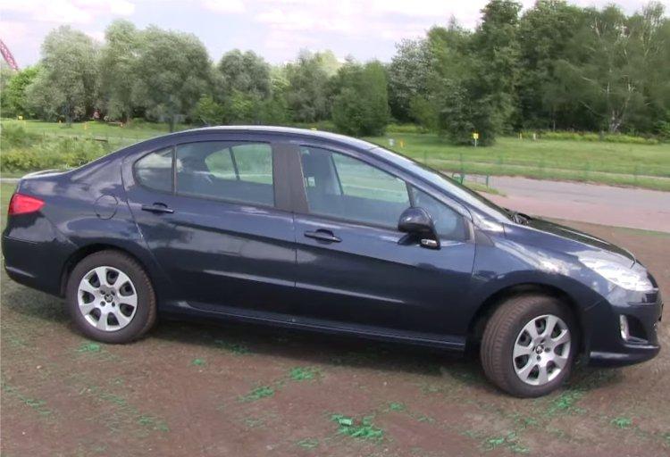 Peugeot 408 2014 — ATDrive