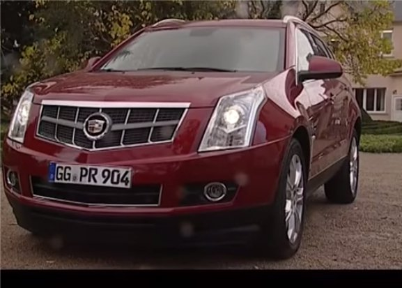 Cadillac SRX 2011 — Наши тесты