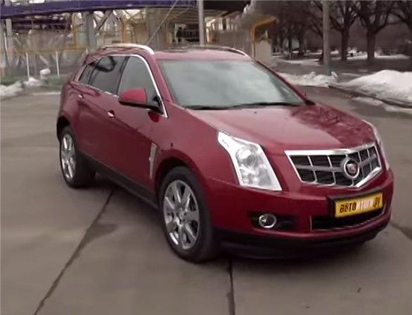 Cadillac SRX 2011 — АвтоИтоги