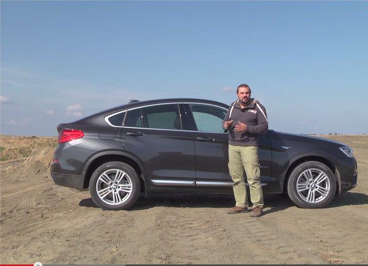BMW X4 xDrive 35i 2014 — Моторы