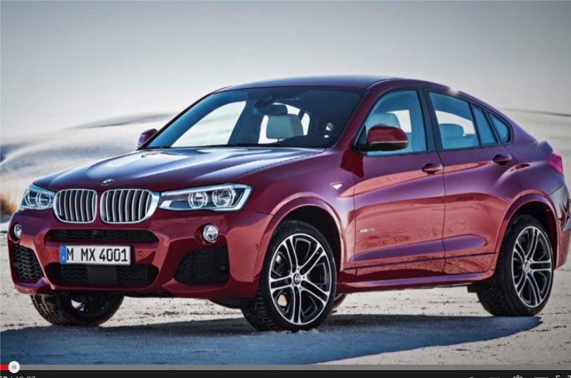 BMW Х4 28i xDrive 2014 — Александр Михельсон