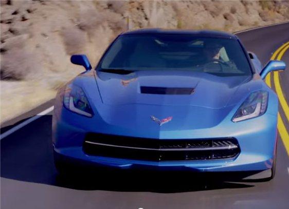 Chevrolet Corvette 2014 — АвтоВести
