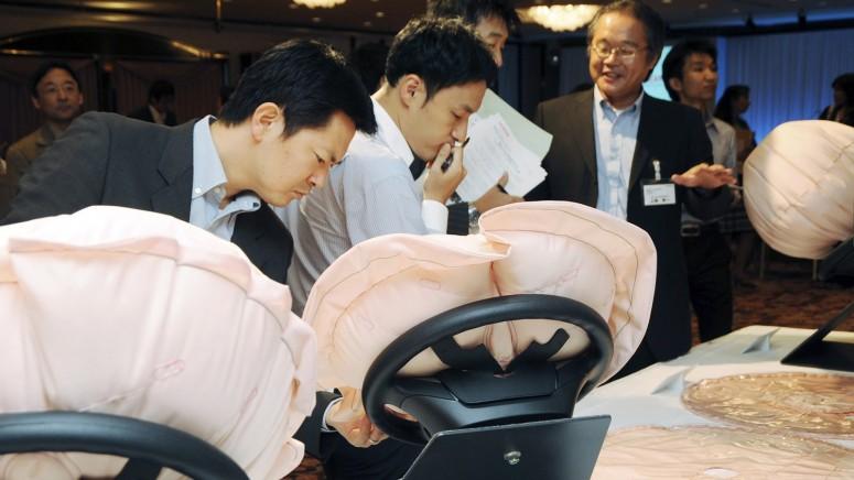 Toyota отзывает 247 тыс. автомобилей в США из-за подушек безопасности Takata