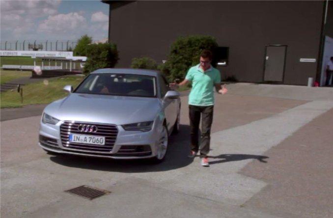 Audi A7 3.0 TDI 2014 — АвтоВести
