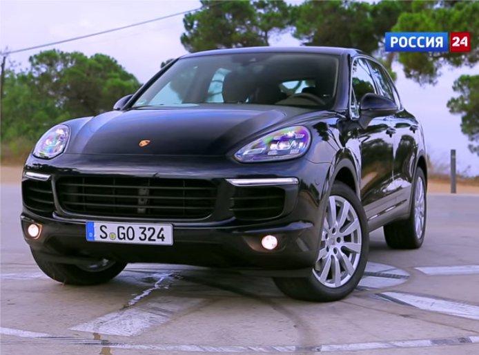 Porsche Cayenne S Diesel 4.2 2015 — АвтоВести