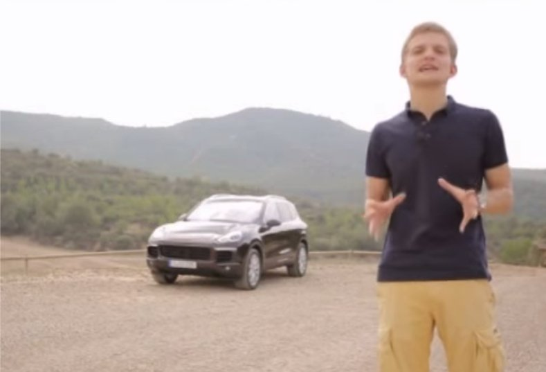 Porsche Cayenne S 3.6 — Наши тесты