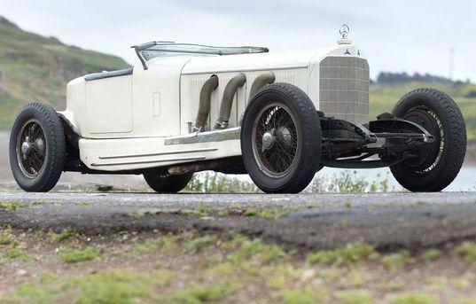 1927 Mercedes-Benz S 26/180 Boattail Speedster — объект сумасшедшего пари