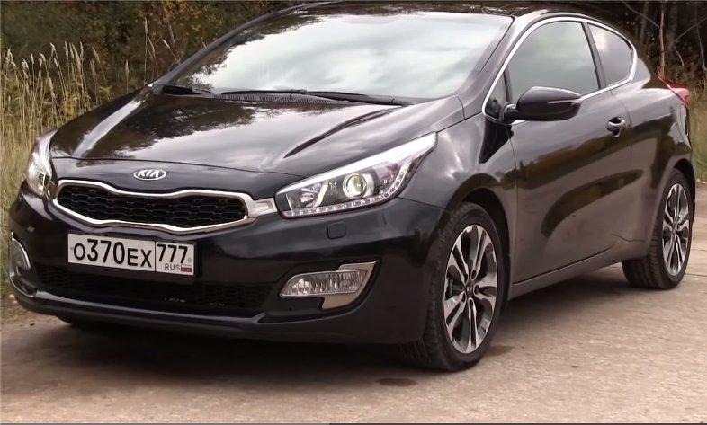 Kia Pro Ceed 1.6 MPi 2014 — ATDrive