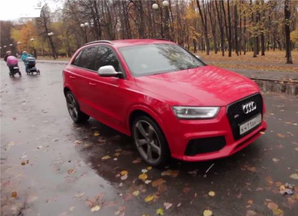 2014 Audi RS Q3 2,5 TFSi//Большой тест-драйв