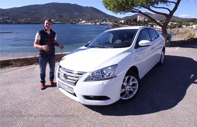 Nissan Sentra 2014 — Игорь Бурцев