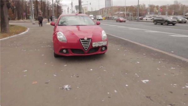Alfa Romeo Giulietta 1,4i Turbo 2014 — Большой тест-драйв