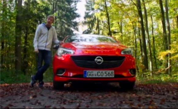Opel Corsa 1,4i 2014 — Наши тесты