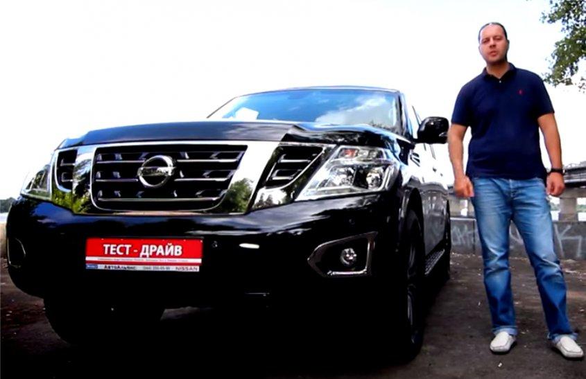 Nissan Patrol 2014 — Две Лошадиные Силы