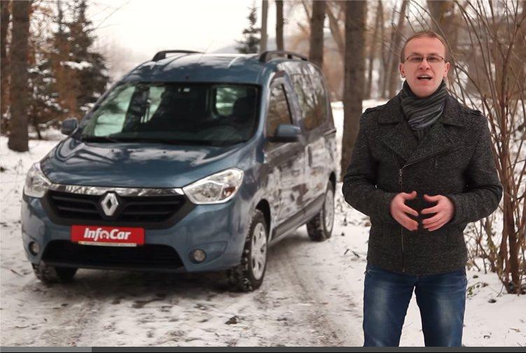 2014 Renault Dokker 1,5 dci //InfoCar