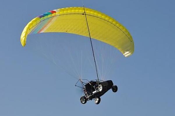 Летающий автомобиль Maverick