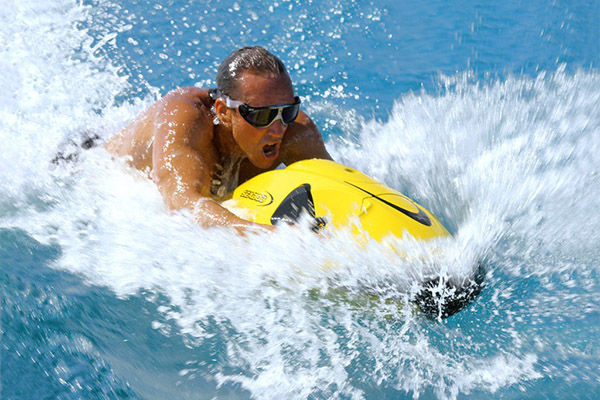 Водный скутер Seabob