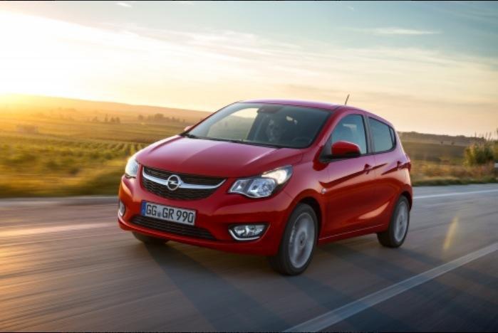 Самый дешёвый Opel Karl 2015 года будет выпущен этим летом