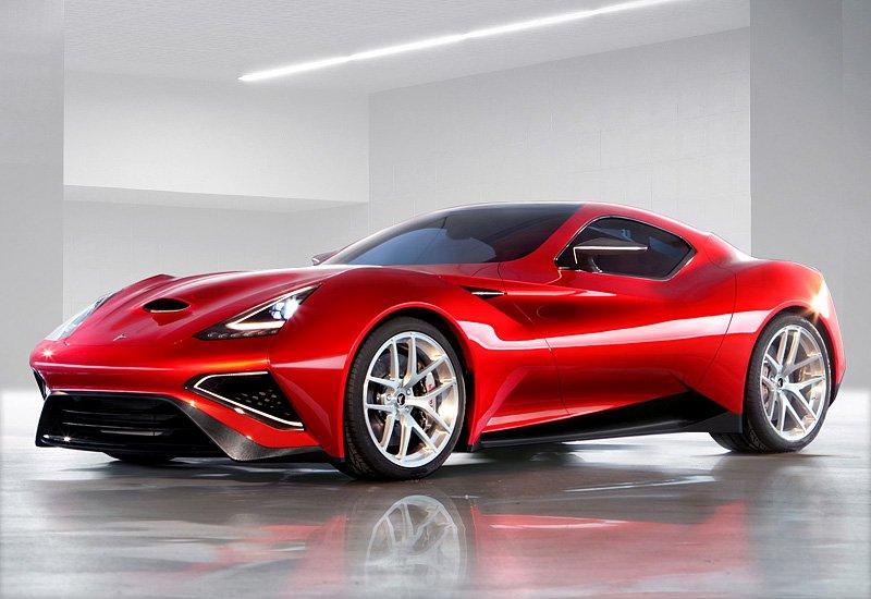 Icona Vulcano — китайский итальянец за 3.8 миллиона $