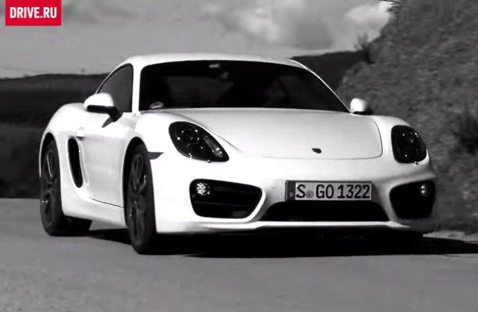 Porsche Cayman 3.4 S 2013 — Михаил Петровский
