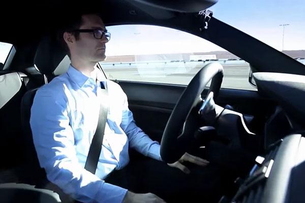 Автоматическое управление автомобилем