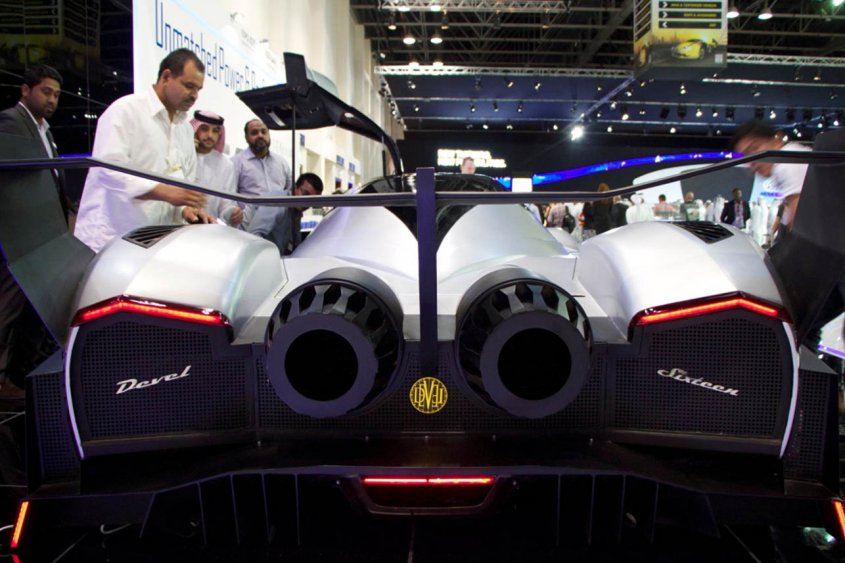 Devel Sixteen back