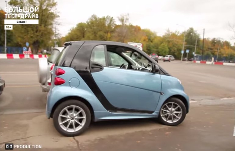 2012 Smart Fortwo Coupe //Большой тест-драйв