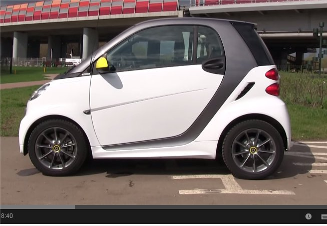 2013 Smart Fortwo Coupe //ATDrive