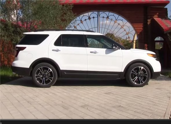 2014 Ford Explorer Sport //ATDrive