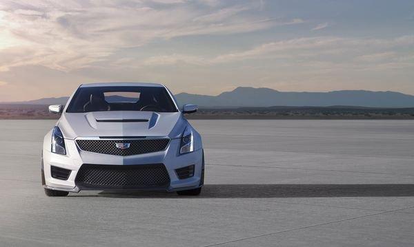 Cadillac принимает заказы на ATS-V 2016 года