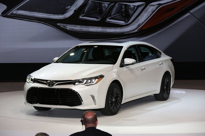 Дебют Toyota Avalon 2016 года состоялся