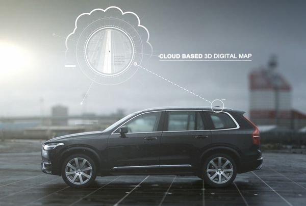 Volvo анонсирует производство жизнеспособных беспилотных автомобилей