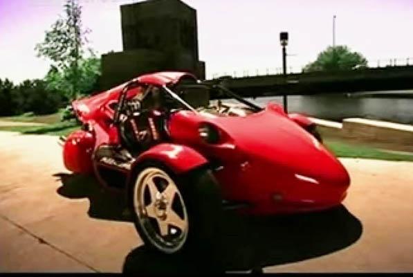 Трехколесные автомобили — как это сделано?