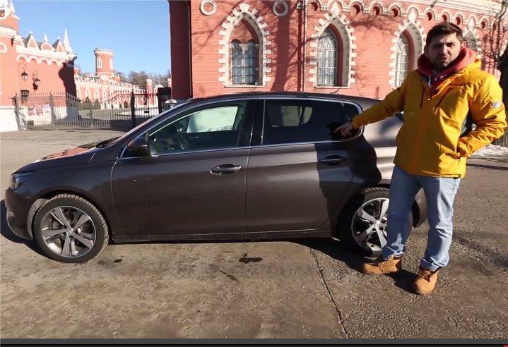 2014 Peugeot 308 1.6i //Большой тест-драйв