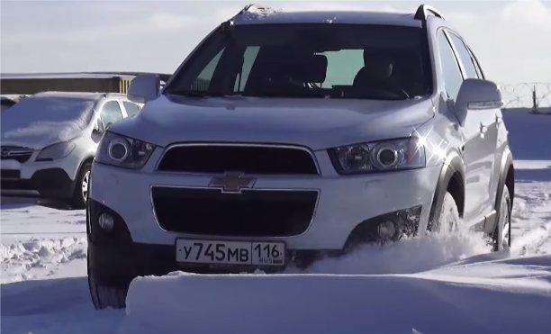 2014 Chevrolet Captiva 2.2d //MegaRetr
