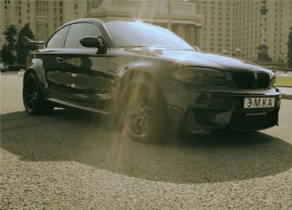 2012 BMW M1 3.0i //Давидыч