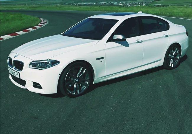 2014 BMW M550d //Давидыч