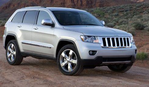 Внедорожники Chrysler отзываются из-за проблем с топливным насосом