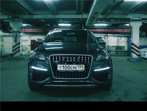 Audi Q7 6.0i V12 //Давидыч