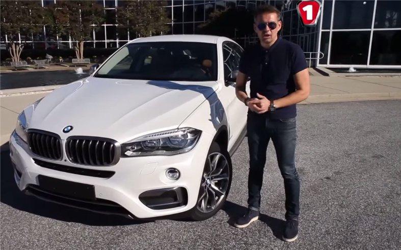 2015 BMW X6 4.4i //Первый тест