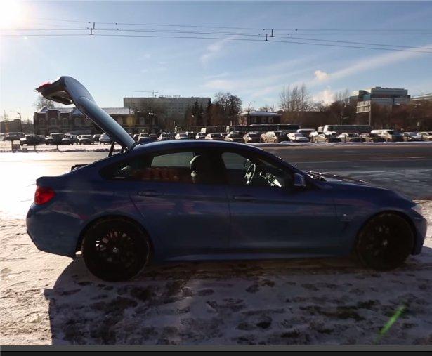 2014 BMW 4 Gran Coupe 3.0i //Большой тест-драйв