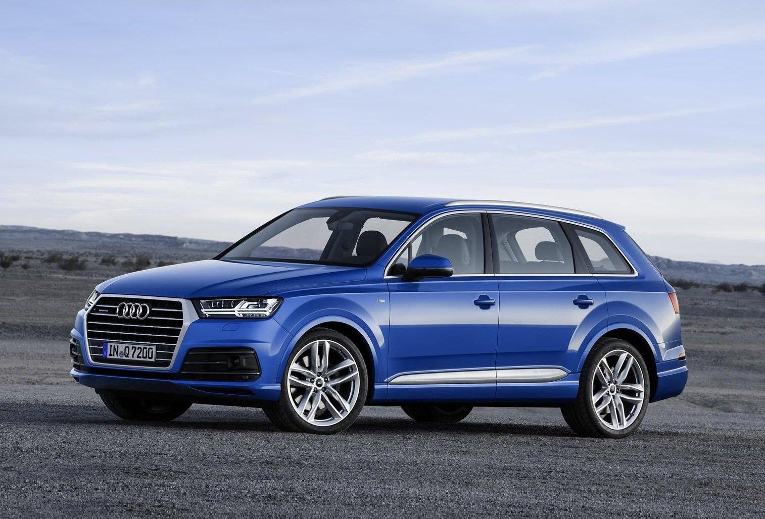 Видео тест-драйвы Ауди Q7 (Audi Q7). Видео, фото, обзор ...
