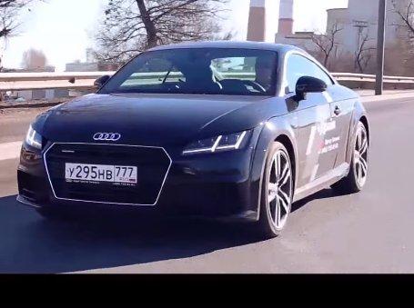 Audi TT 2,0i 2015 //Роман Коробкин