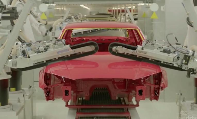 Audi A3 сборка