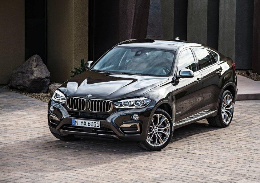 BMW X6 2014-2018*