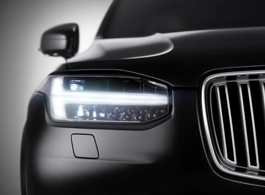 Volvo XC90 2014 детали