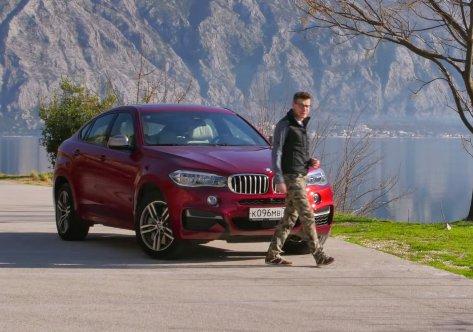 2015 BMW X6 3.0d //АвтоВести