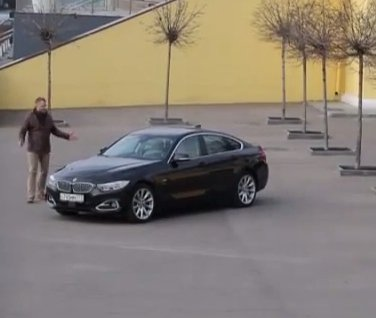 2014 BMW 4 Gran Coupe 3.0i //Наши тесты