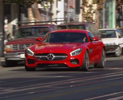 2015 Mercedes-AMG S GT 4.0i //DriveRu